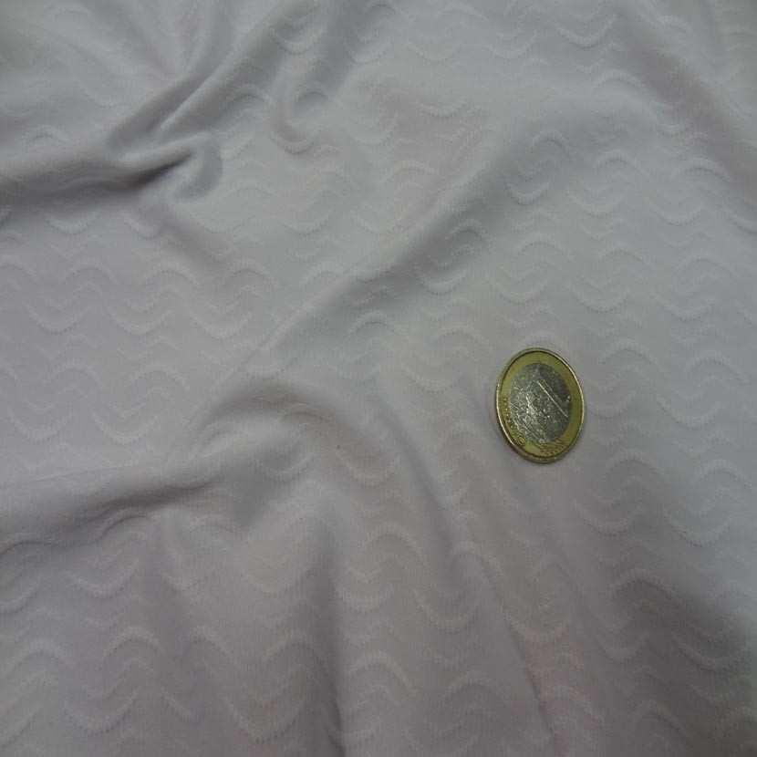 Lycra blanc faconne4
