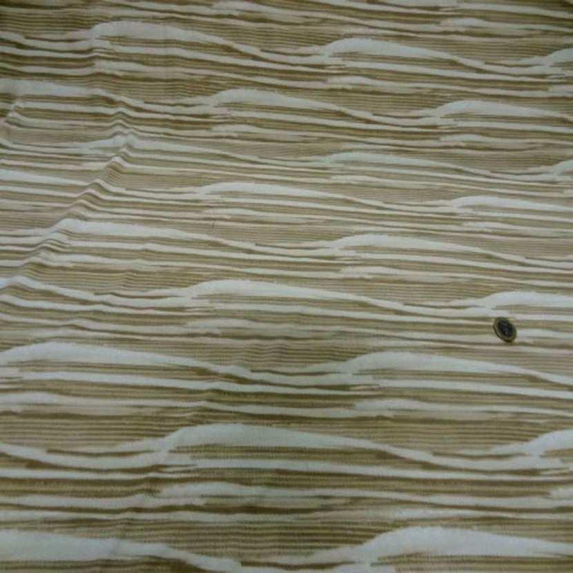 Lycra blanc imprime ton beige4