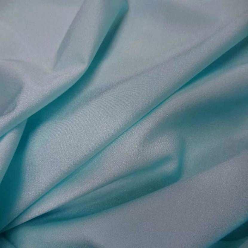 Lycra bleu jade tres fin en 1 50m de large8