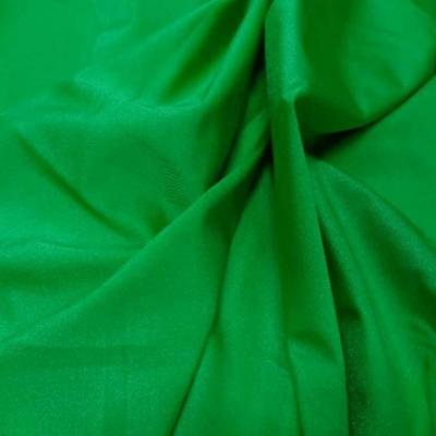 Lycra extensible dans le 2 sens satine vert