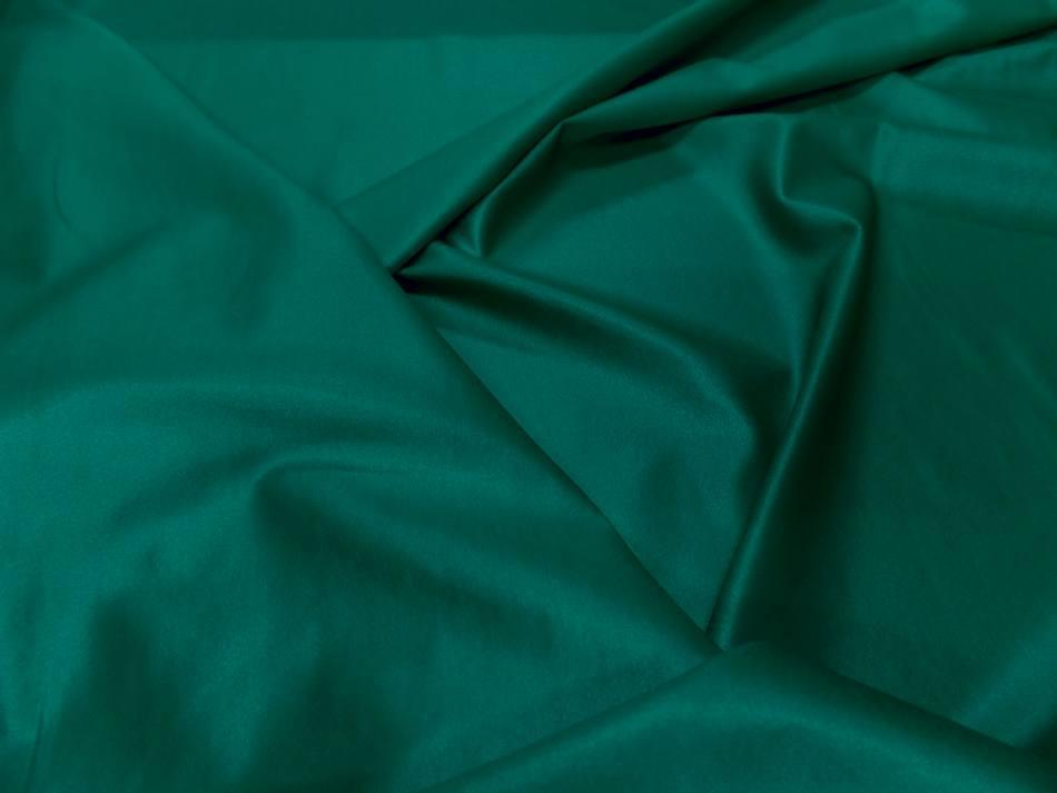 Lycra extensible dans le 2 sens vert effet mouille6