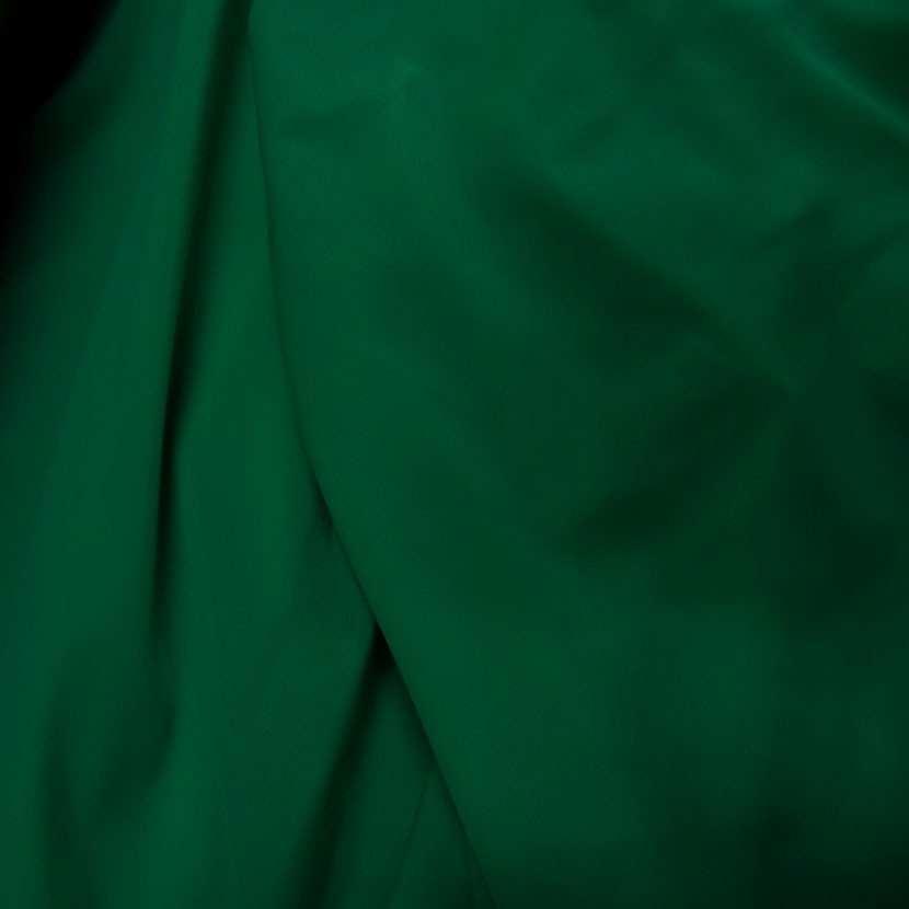 Lycra fin brillant vert