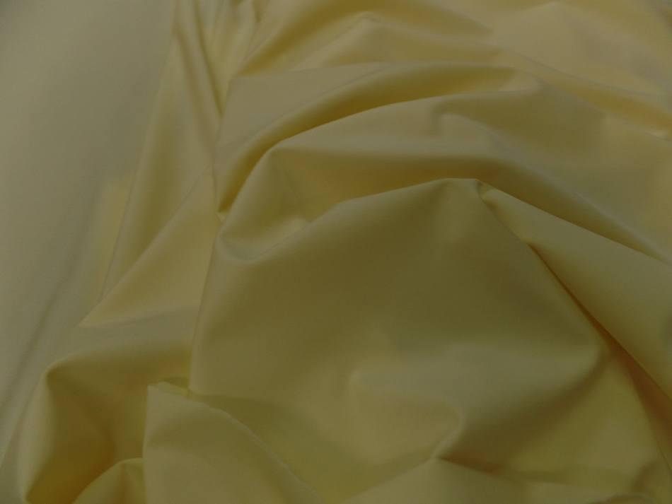 Lycra fin jaune clair