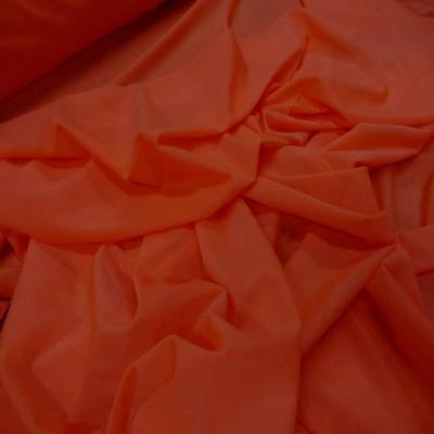Lycra fin orange