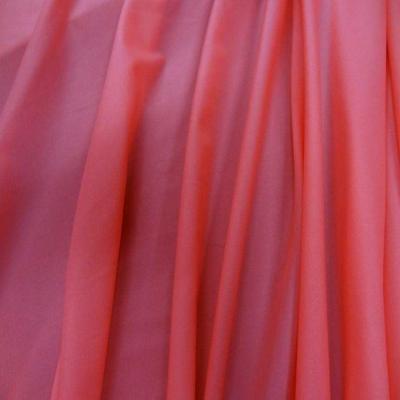 Lycra fin rose orange 4