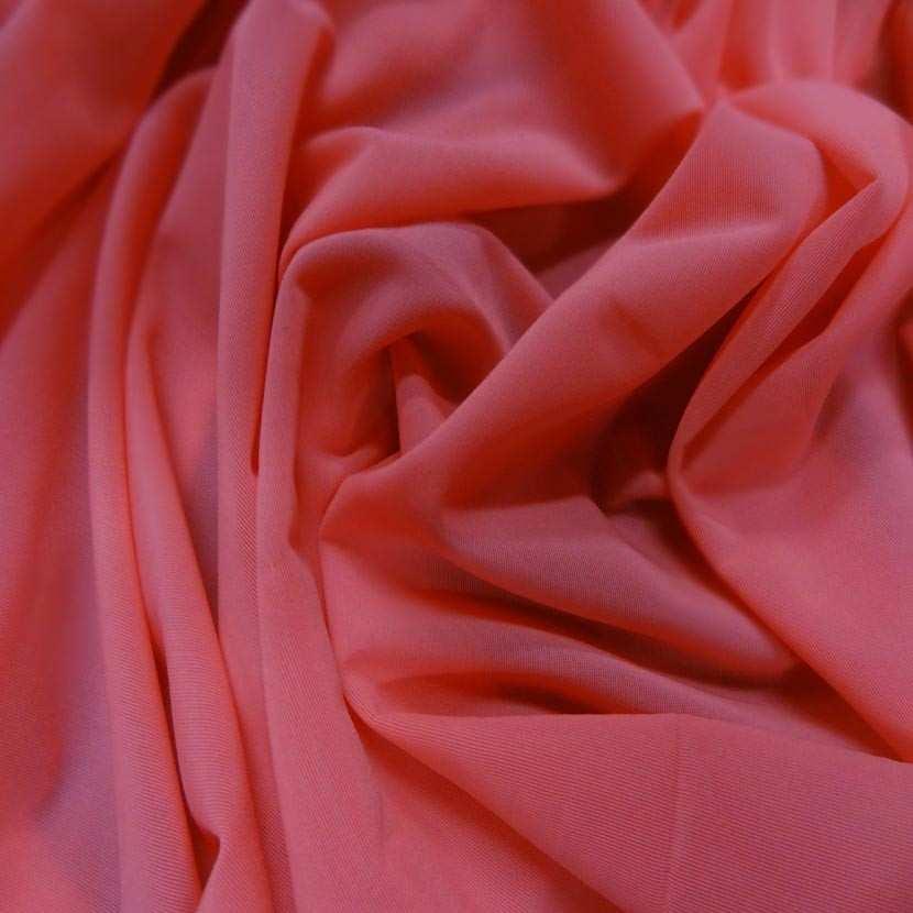 Lycra fin rose orange 8