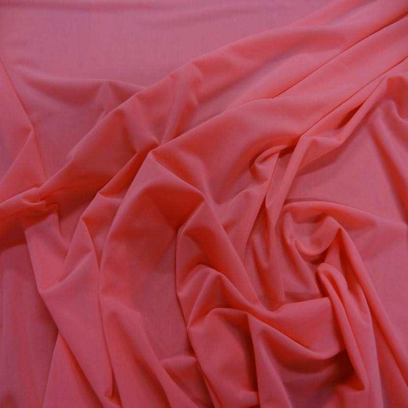 Lycra fin rose orange4