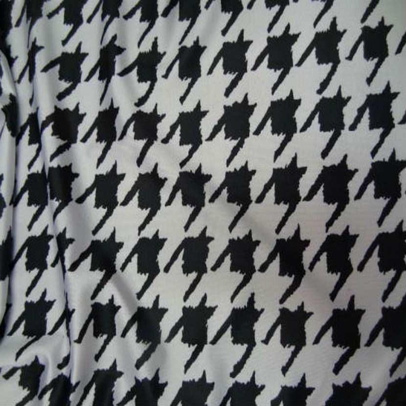 Lycra imprime noir blanc8