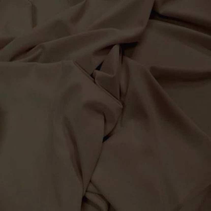 Lycra mat taupe en 1 45m de large4