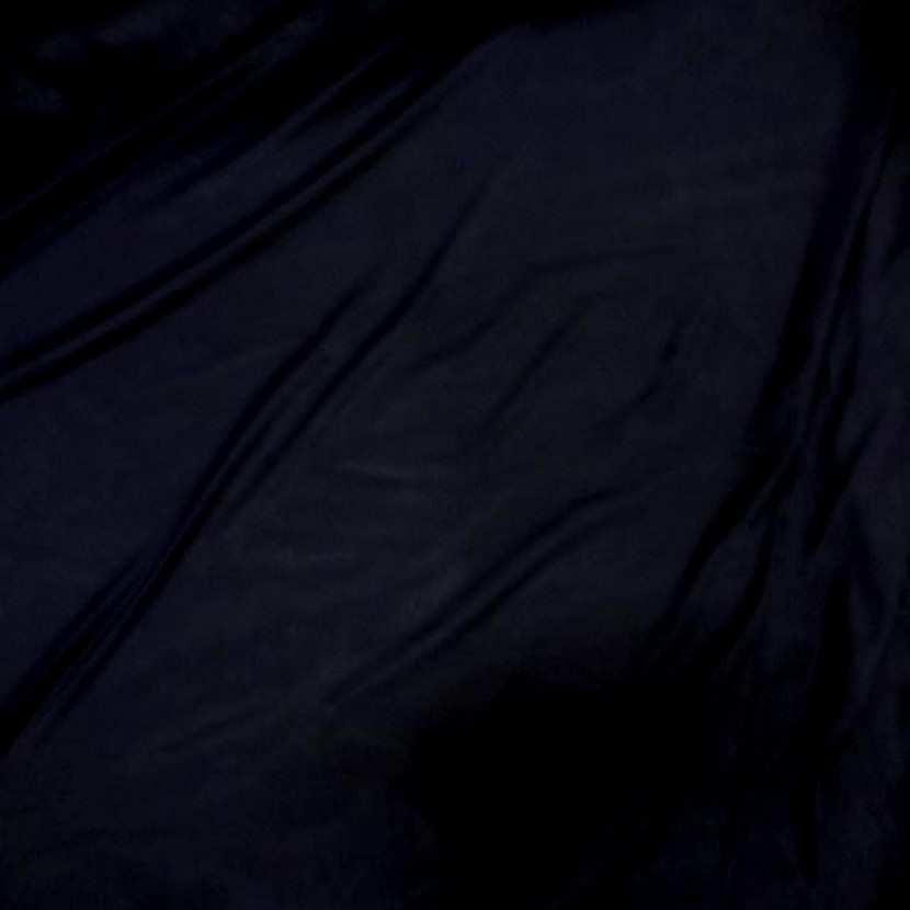 Lycra moire bleu marine fonce en 2m06 1