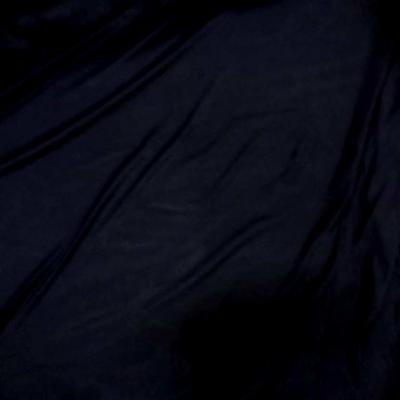 Lycra moire bleu marine fonce en 2m06