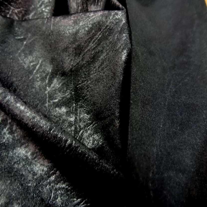 Lycra noir faconne0