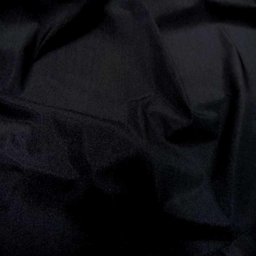 Lycra satine tres fin noir en 1 60m de large9
