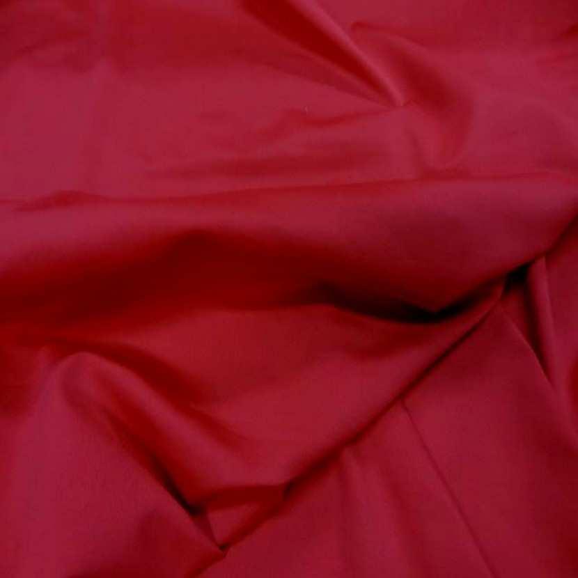 Lycra ton rouge framboise1