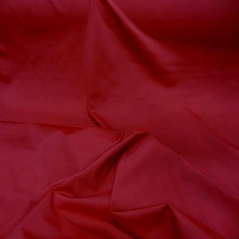 Lycra ton rouge framboise8