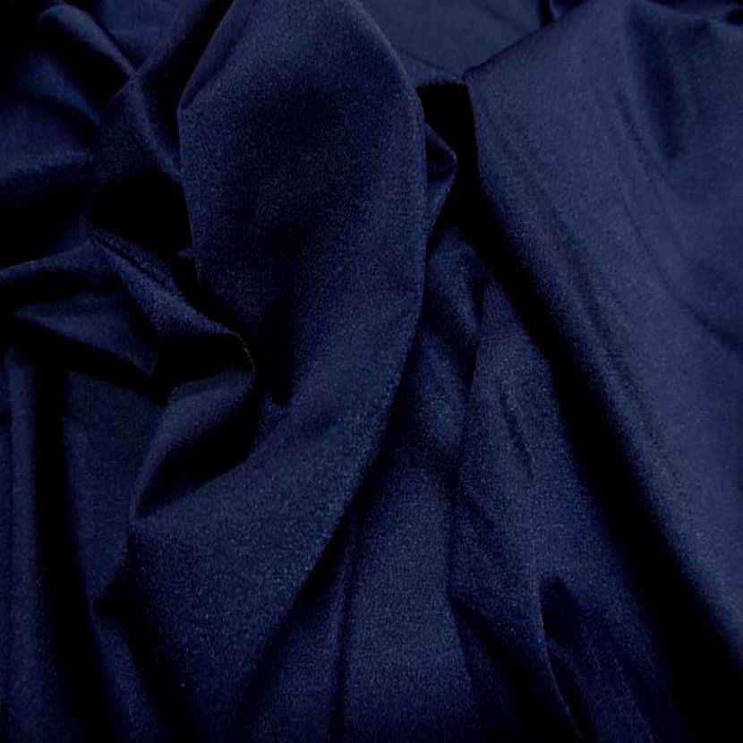 Lycra tres fin bleu nuit en 1 45 m de large