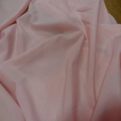 Lycra tres fin rose dragee