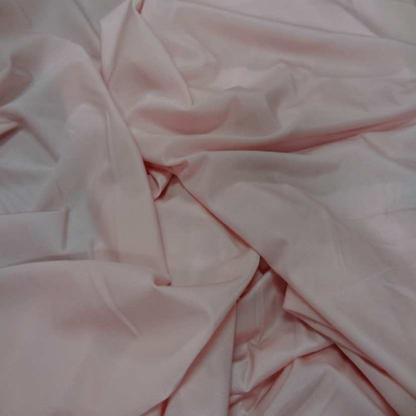 Lycra tres fin rose dragee3