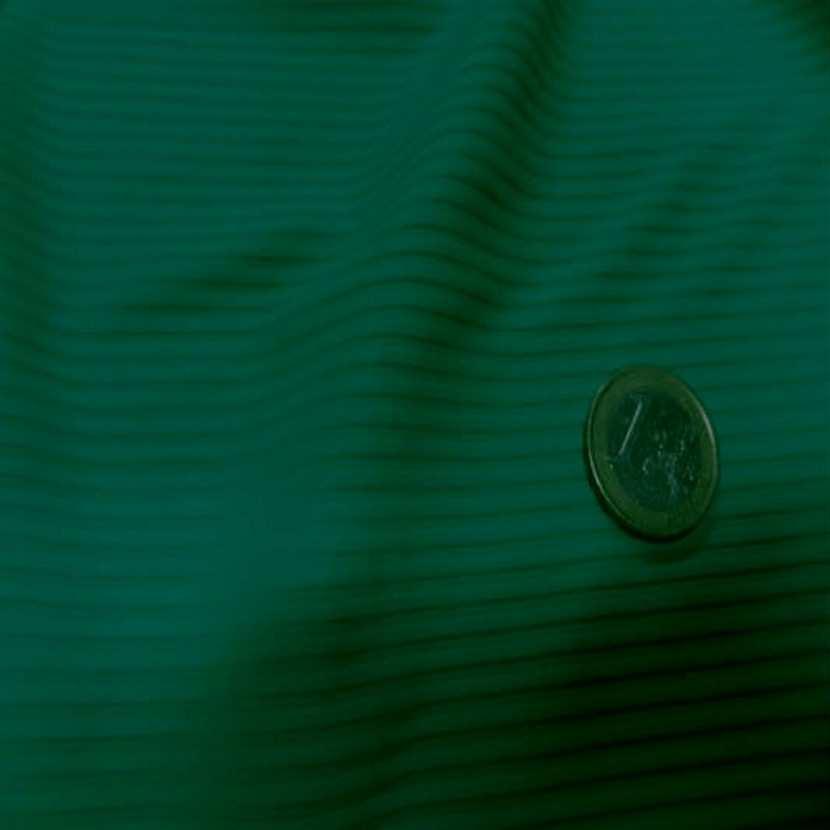 Lycra vert mat a petite cotes7