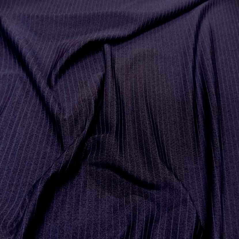 Lycra violet a rayures tennis
