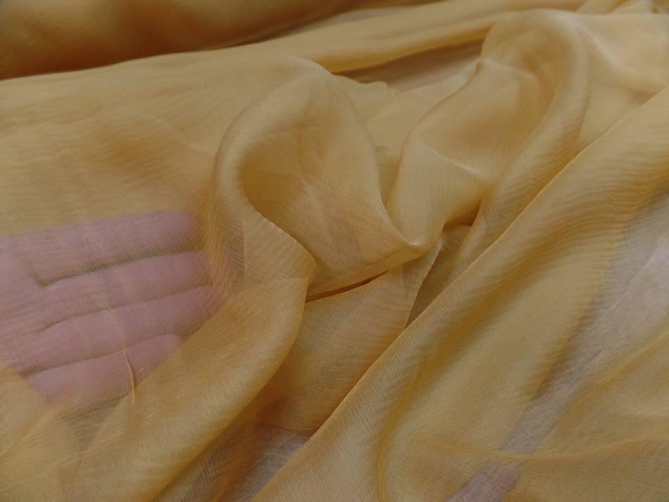 Mousseline de soie 100 crepon ne dore2