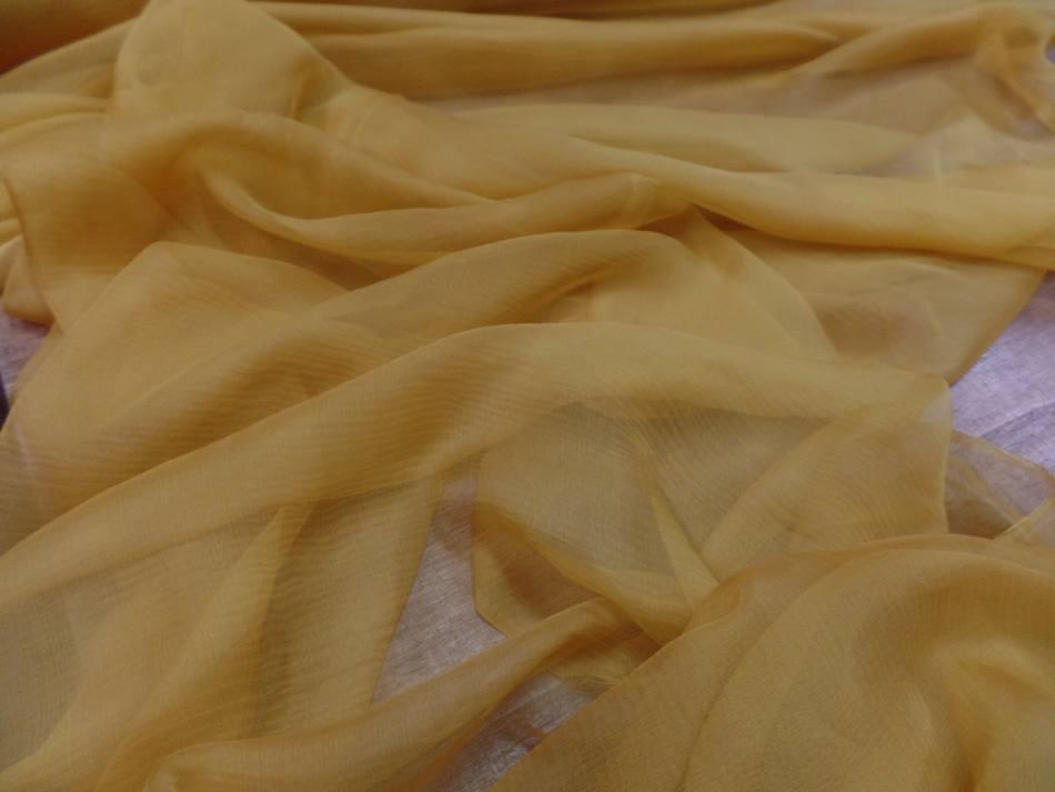 Mousseline de soie 100 crepon ne dore3
