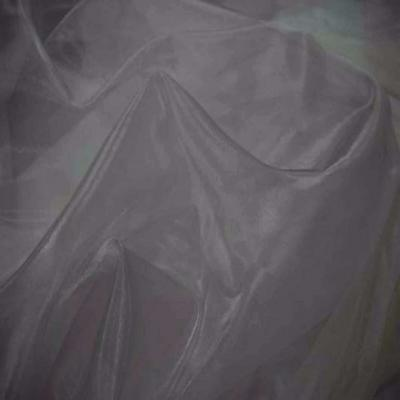 Organza rose tres clair en 1 35m de large