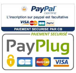 Paiement cg payplug paypal