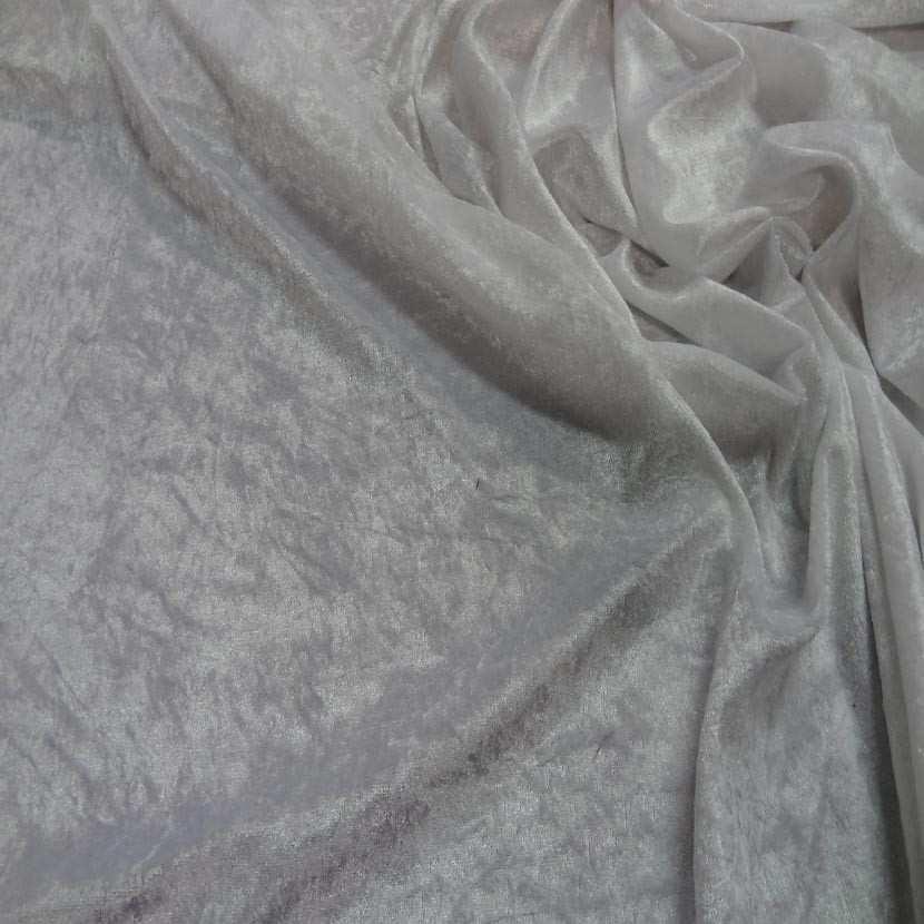 Panne de velours blanche5