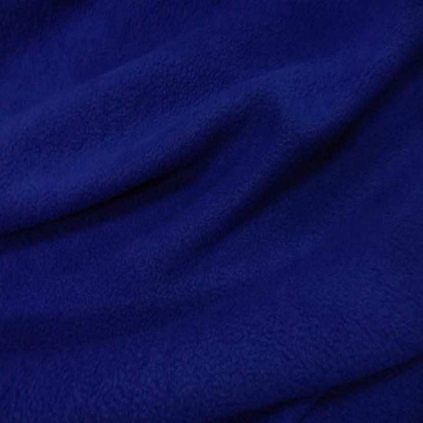 Polaire bleu