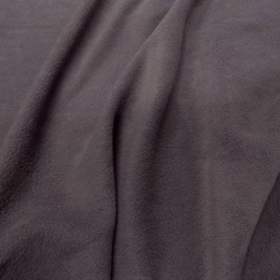 Polaire gris taupe en 1 5m de large 1