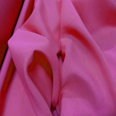 Polyester viscose rose