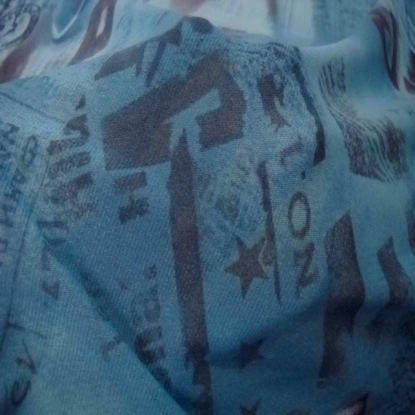 Resille imprime ton bleu fragile6