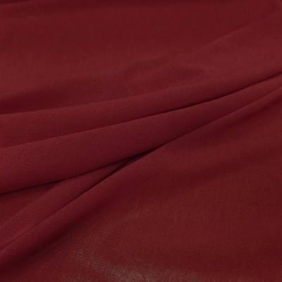 Resille lycra rouge bordeaux