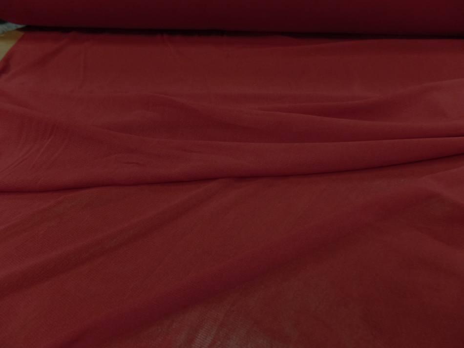 Resille lycra rouge bordeaux0