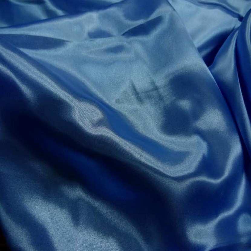 Satin bleu turquoise en 1 50m de large3