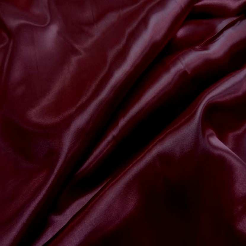 Satin bordeaux0