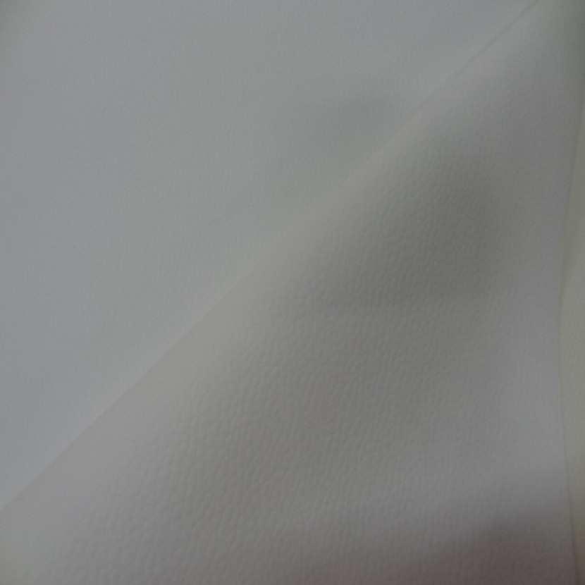 Simili cuir blanc en 1 40m de large
