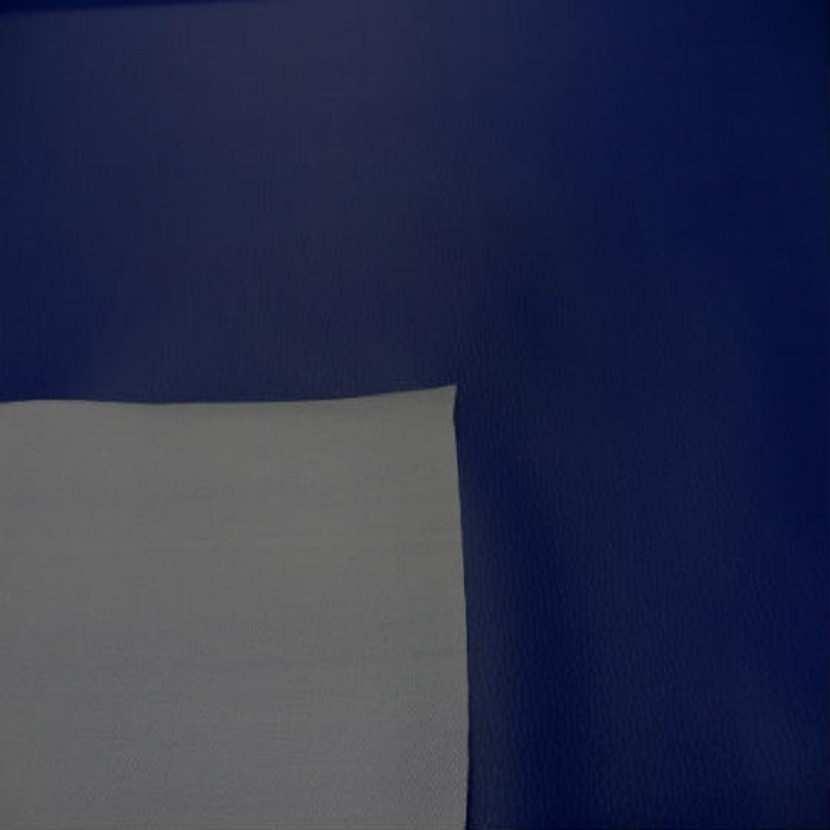 Simili cuir bleu en 1 40m de large7