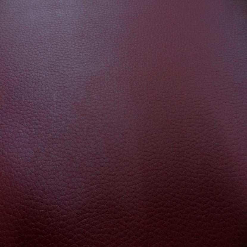 Simili cuir bordeaux en 1 40m de large7