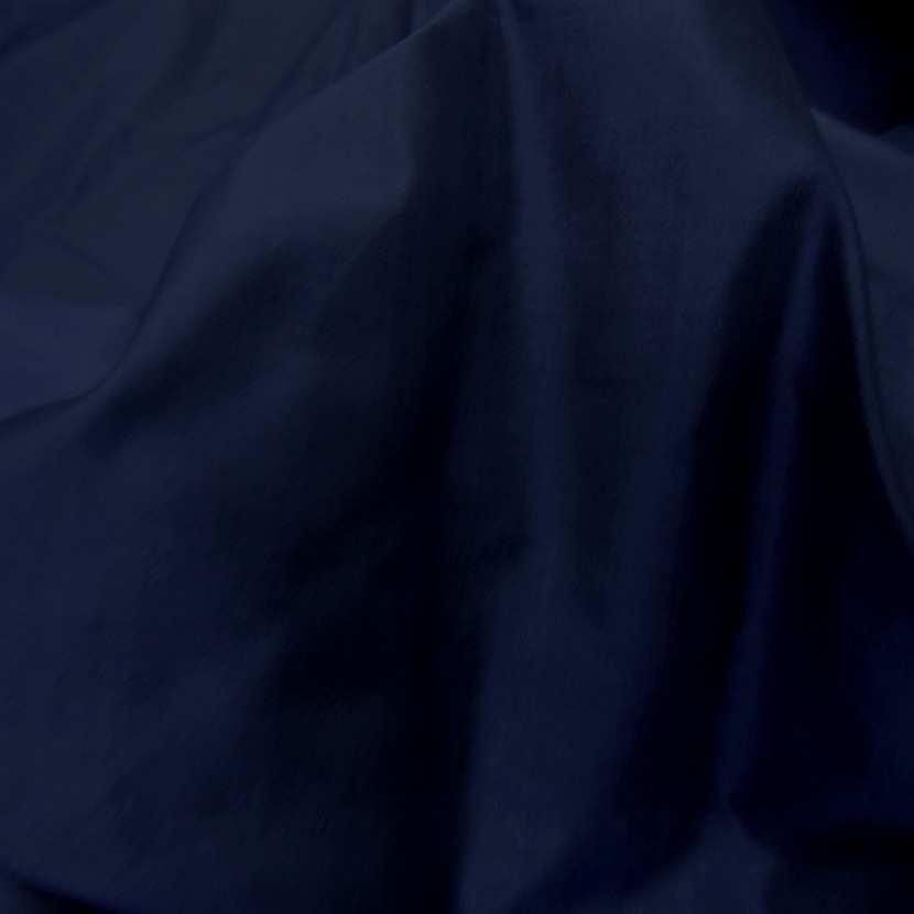 Taffetas de soie 100 bleu marine1