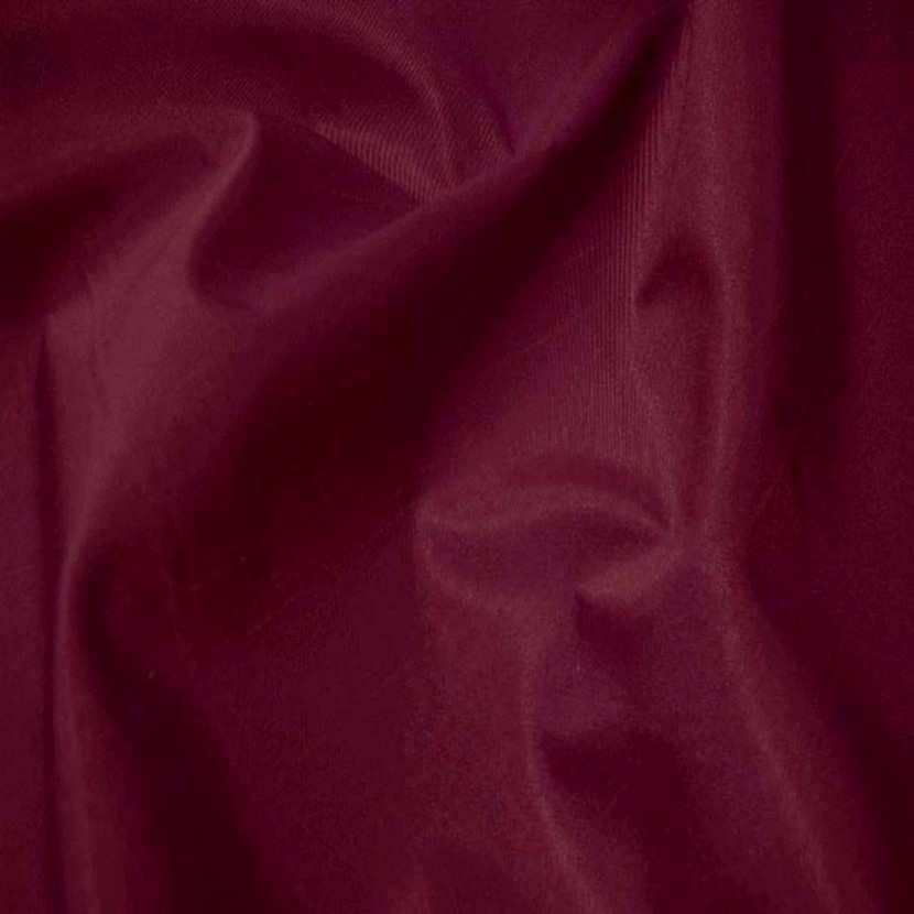 Taffetas double suedine ton rouge cerise occultant9