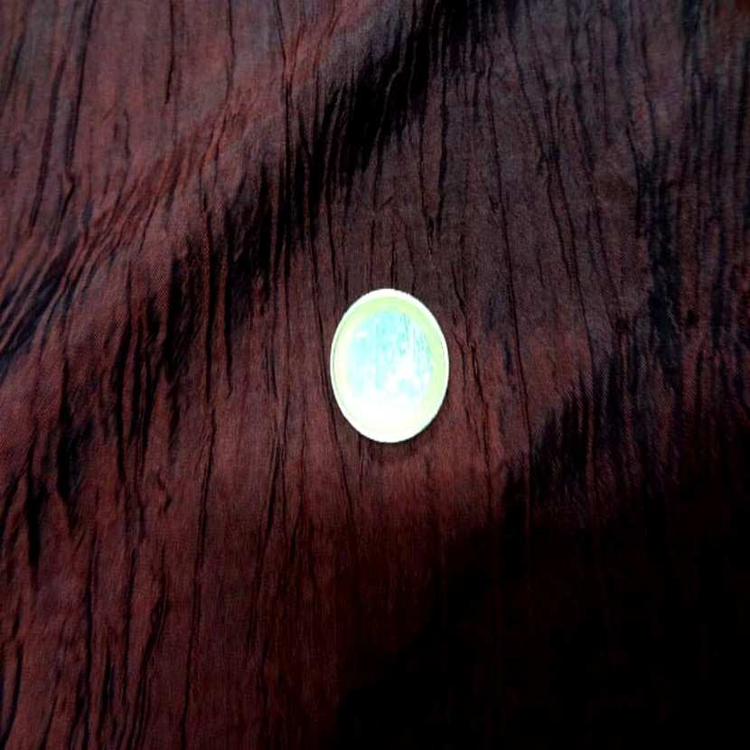 Taffetas froisse plisse rouge bordeaux 1