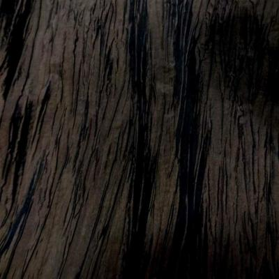 Taffetas souple froisse plisse marron changeant4