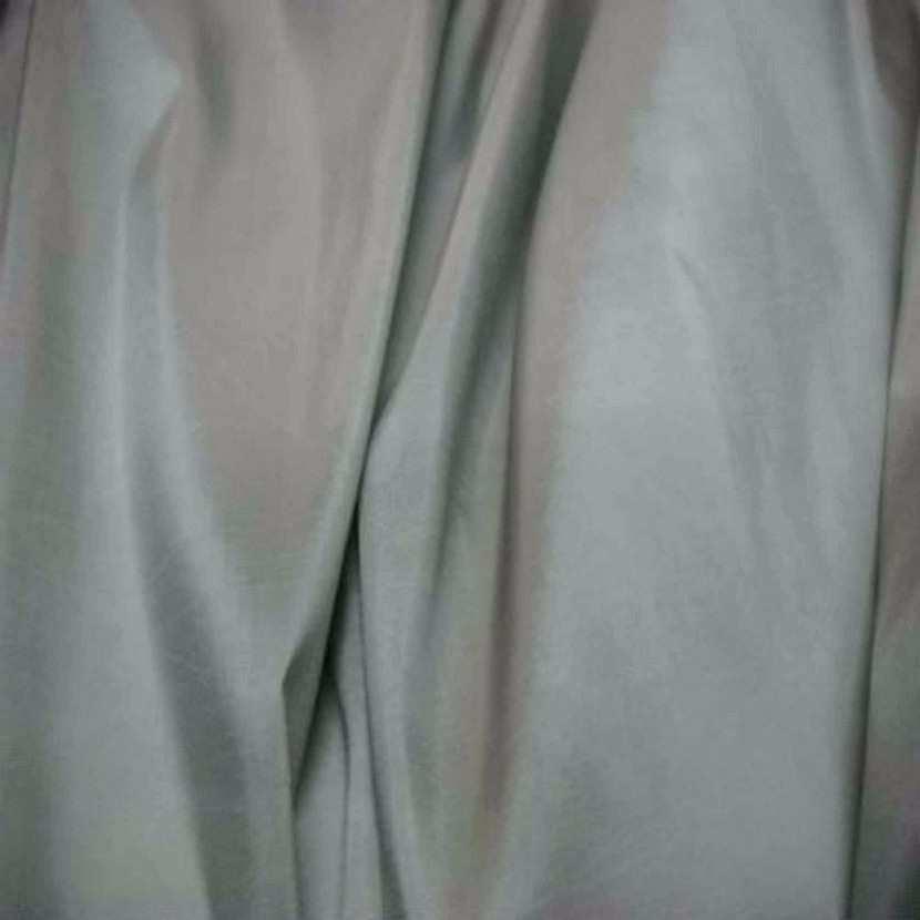 Taffetas souple gris perle