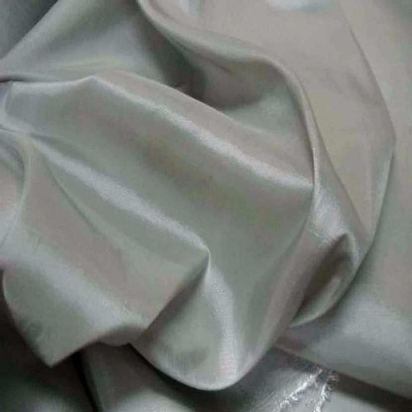 Taffetas souple gris perle2