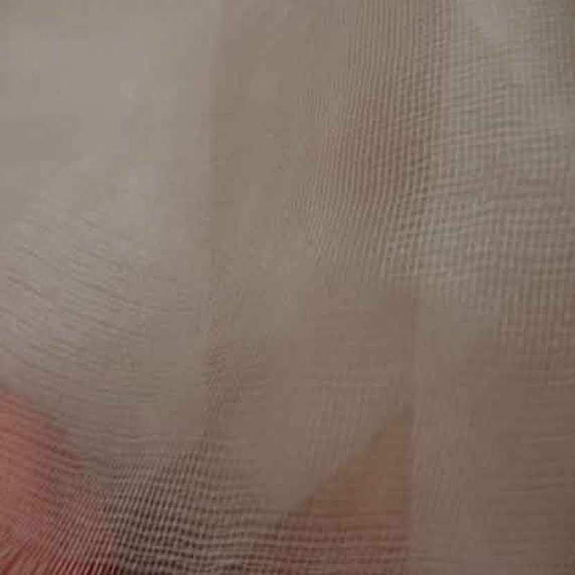 Tarlatane de soie 100 beige clair en 1 35 m l1