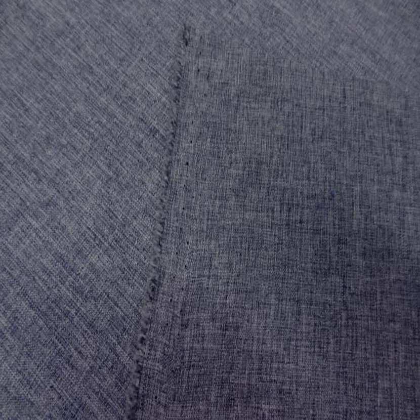 Tergal fin gris bleu chine06