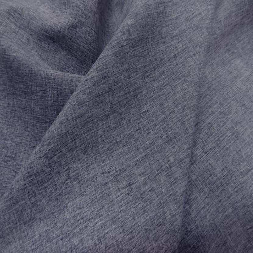 Tergal fin gris bleu chine6