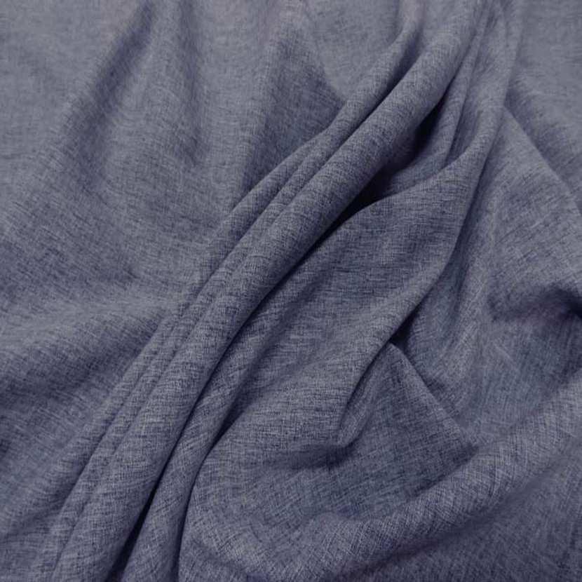 Tergal fin gris bleu chine9